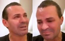 VÍDEO: Pela primeira vez, Eduardo Costa revela o motivo de seu rosto ser assim