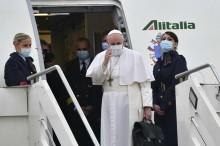 Pela primeira vez na história, um Papa visita o Iraque
