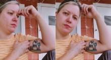 Mãe tatua desenho achando que era do filho e depois descobre que não era