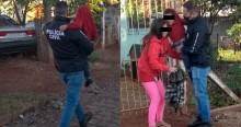 Em pleno Dia das Mães, Polícia encontra criança desaparecida e devolve para mãe