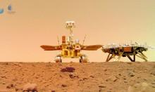 Surgem imagens em cores da superfície de Marte