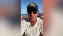 Ao assumir Flamengo, Renato Gaúcho grava vídeo e chama Bolsonaro de mito