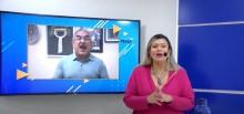"""VÍDEO: Prefeito de Belém defende governo cubano e jornalista rebate: """"O senhor não está bem das suas faculdades mentais"""""""