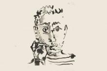 """Artistas fazem """"performance"""" e queimam obra de Picasso para vender em leilão como NFT"""
