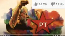 "VÍDEO: Clipe de Lula recebe ""chuva"" de deslikes"