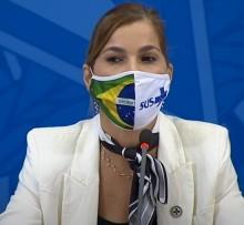 Por vazamento ilegal de dados, Mayra Pinheiro aciona STF contra a CPI da Covid-19