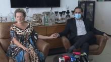 """VÍDEO: Marido de Joice quebra o silêncio e diz: """"Nunca dei um tapa em ninguém"""""""