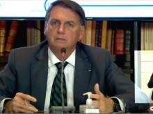 """Bolsonaro lança dúvida sobre urnas e contagem dos votos: """"Quem vai julgar? Os mesmos que tiraram o Lula da cadeia, que o tornaram elegível?"""""""
