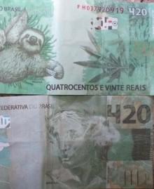 Em MG, idoso recebe nota de R$ 420 e ainda devolve R$ 320 de troco para golpista