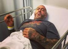 Fogaça desmaia em gravação do MasterChef e é hospitalizado