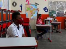 Após 16 meses de lockdowns consecutivos, 16 das 27 capitais brasileiras poderão voltar às aulas presenciais pela primeira vez