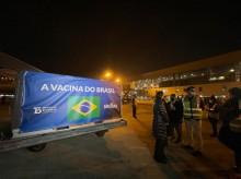 São Paulo recebe nova remessa de IFA