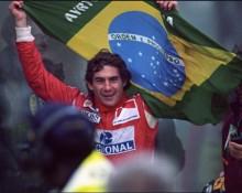 A emocionante história de vida de Ayrton Senna