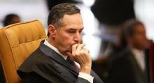 """Internautas levantam uma das hashtags mais comentadas no mundo: """"#BarrosoNaCadeia"""""""