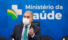Vacinação é imprescindível para a retomada da economia, afirma Queiroga