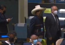VÍDEO: Presidente do Peru se recusa a ouvir Bolsonaro em Assembleia da ONU