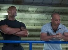 """The Rock"" diz estar arrependido de publicar na internet crítica a Vin Diesel"