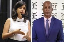 """Tábata Amaral fala em processar Sérgio Camargo e presidente da Palmares rebate: """"Mexeu com o negão errado"""""""