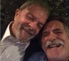 "Zé de Abreu deixa carreira de ator para ""ajudar Lula a reconstruir o Brasil e Freixo, o Rio de Janeiro"""