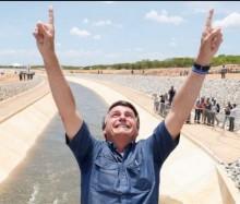 Bolsonaro visita Pernambuco e entrega maior obra hídrica da história do Estado
