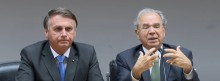 "VÍDEO: Bolsonaro e Guedes reclamam que o ""outro Poder"" determina pagamentos e quase interfere no teto de gastos"