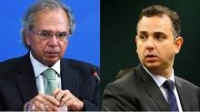 Se Congresso aprovar, Reforma Administrativa pagará Auxílio Brasil, afirma Guedes