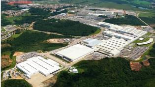 Fábrica da Renault em São José dos Pinhais (CRÉDITO: REPRODUÇÃO/INTERNET)