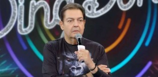 Fausto Silva (CRÉDITO: REPRODUÇÃO/TV GLOBO)