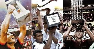 O clube dos 13, uma parte da história do Futebol Brasileiro (CRÉDITO: REPRODUÇÃO - WEB; AFP; DIÁRIO DE PERNAMBUCO)