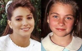 Professora Helena (Gabriela Rivero) e Maria Joaquina (Ludwika Paleta) tiveram grande destaque em Carrossel (CRÉDITO: DIVULGAÇÃO/SBT)