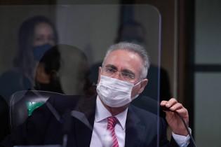 Renan Calheiros tem 17 processos no STF (CRÉDITO: EDILSON RODRIGUES/AGÊNCIA SENADO)