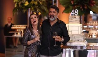Cláudio e a esposa ostentavam vida de luxo (CRÉDITO: REPRODUÇÃO/INETRNET)