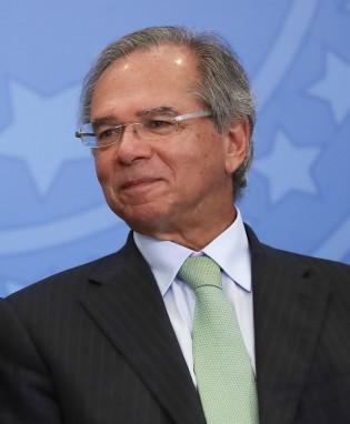 Ministro da Economia, Paulo Guedes (CRÉDITO: REPRODUÇÃO)