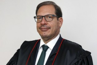 Ministro TSE, Lui Felipe Salomão (CRÉDITO: REPRODUÇÃO)
