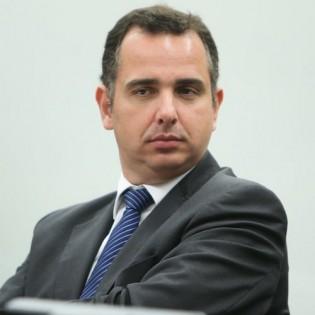 Rodrigo Pacheco, presidente do Senado (CRÉDITO: REPRODUÇÃO)