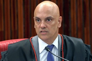 Alexandre de Moraes (CRÉDITO: ABDIAS PINHEIRO/TSE)