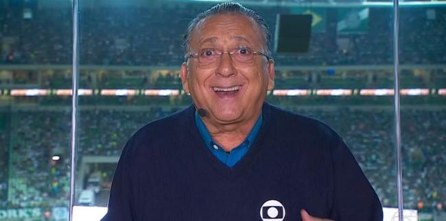 Galvão Bueno (CRÉDITO: REPRODUÇÃO/TV GLOBO)