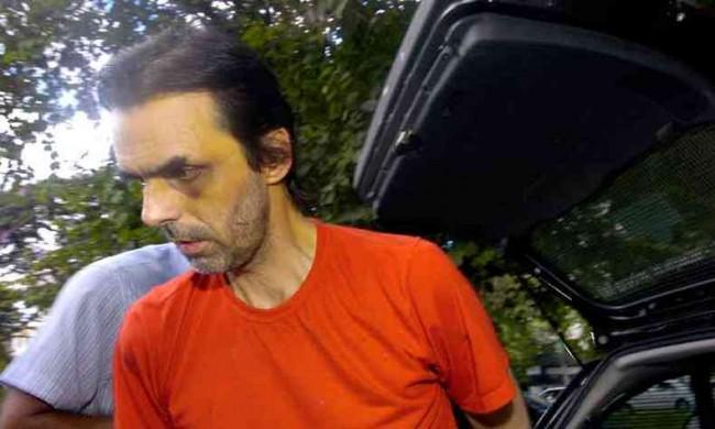 Pedro Meyer foi preso em 2012 (CRÉDITO: CRISTINA HORTAr/EM/D.A PRESS)