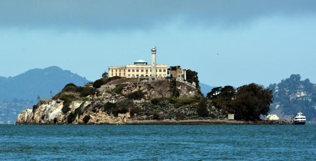 Ilha de Alcatraz (CRÉDITO: WIKIMEDIA COMMONS)