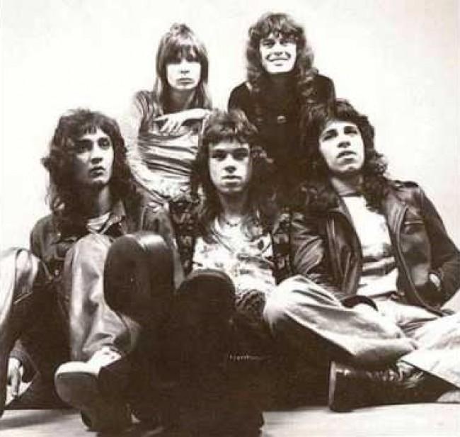 Rita também fez parte da banda Tutti Frutti e lançaram o primeiro disco em 1974 (CRÉDITO: DIVULGAÇÃO)