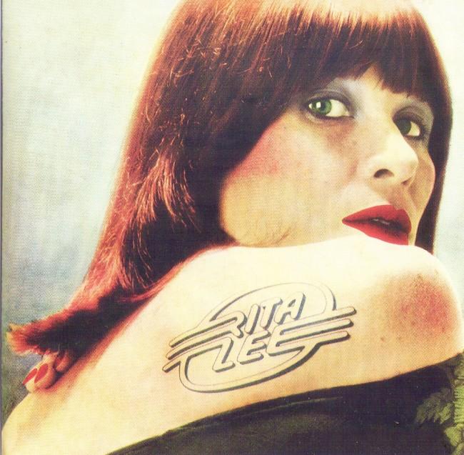 Rita em seu clássico – e genial – álbum de 1979: Mania de Você (CRÉDITO: DIVULGAÇÃO)