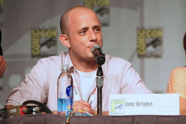 Eric Kripke, o criador de Supernatural (CRÉDITO: THIBAULT, FLICKR)