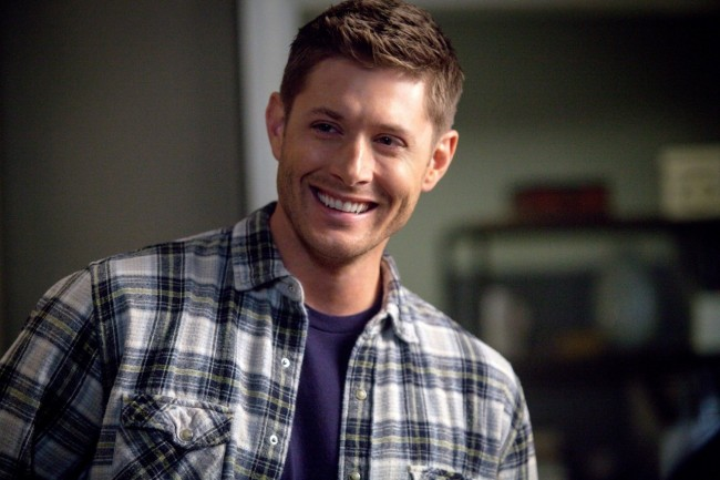 Jensen Ackles deu vida a Dean Winchester (CRÉDITO: DIVULGAÇÃO)