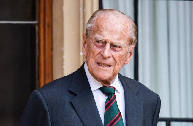 Príncipe Philip (CRÉDITO: GETTY IMAGES)