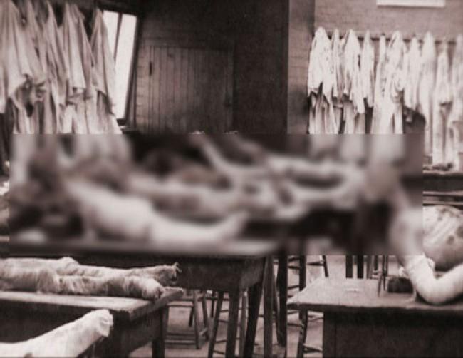 Entre um assassinato sinistro e outro, ele dissecava os cadáveres e vendia partes para escolas de medicina (CRÉDITO: REPRODUÇÃO)