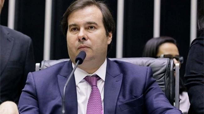 Rodrigo Maia foi presidente da Câmara de 2016 a 2021 (CRÉDITO: ARQUIVO/AGÊNCIA CÂMARA)