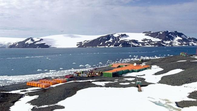 Base do Governo Federal na Antártica (CRÉDITO: ANA NASCIMENTO/AGÊNCIA BRASIL)