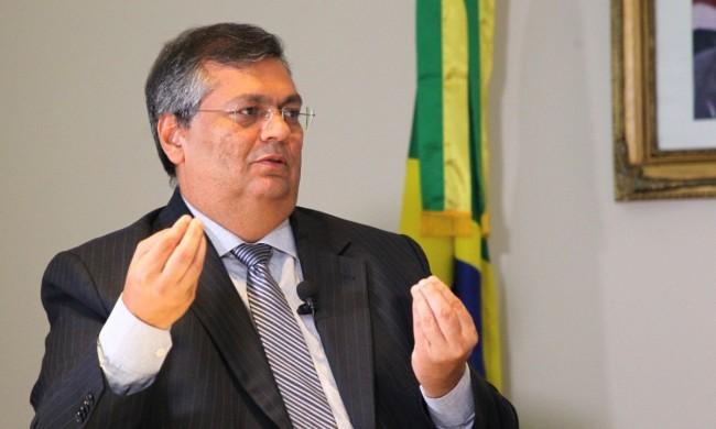 Governador do Maranhão, Flávio Dino (CRÉDITO: REPRODUÇÃO)