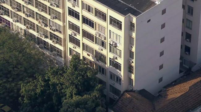 Edifício de onde a criança caiu (CRÉDITO: REPRODUÇÃO/INTERNET)