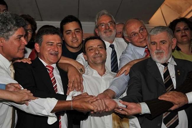 Battisti tinha apoio da esquerda brasileira para não ser extraditado para Itália (CRÉDITO: JOSÉ CRUZ/AGÊNCIA BRASIL)